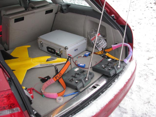 Gut gemocht Der LIPO-Koffer - FlugwieseFlugwiese AA14